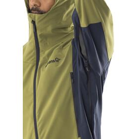 Norrøna M's Falketind Windstopper Hybrid Jacket Olive Drab
